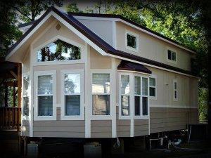 Diamond Park Home Model.