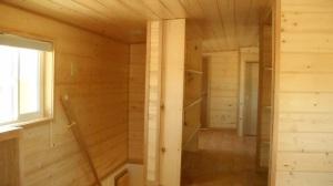 Loft area.