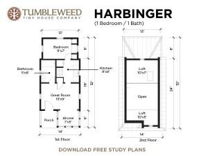 harbinger-1b
