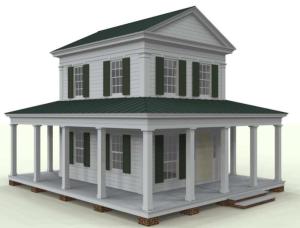 New Republic Cottage