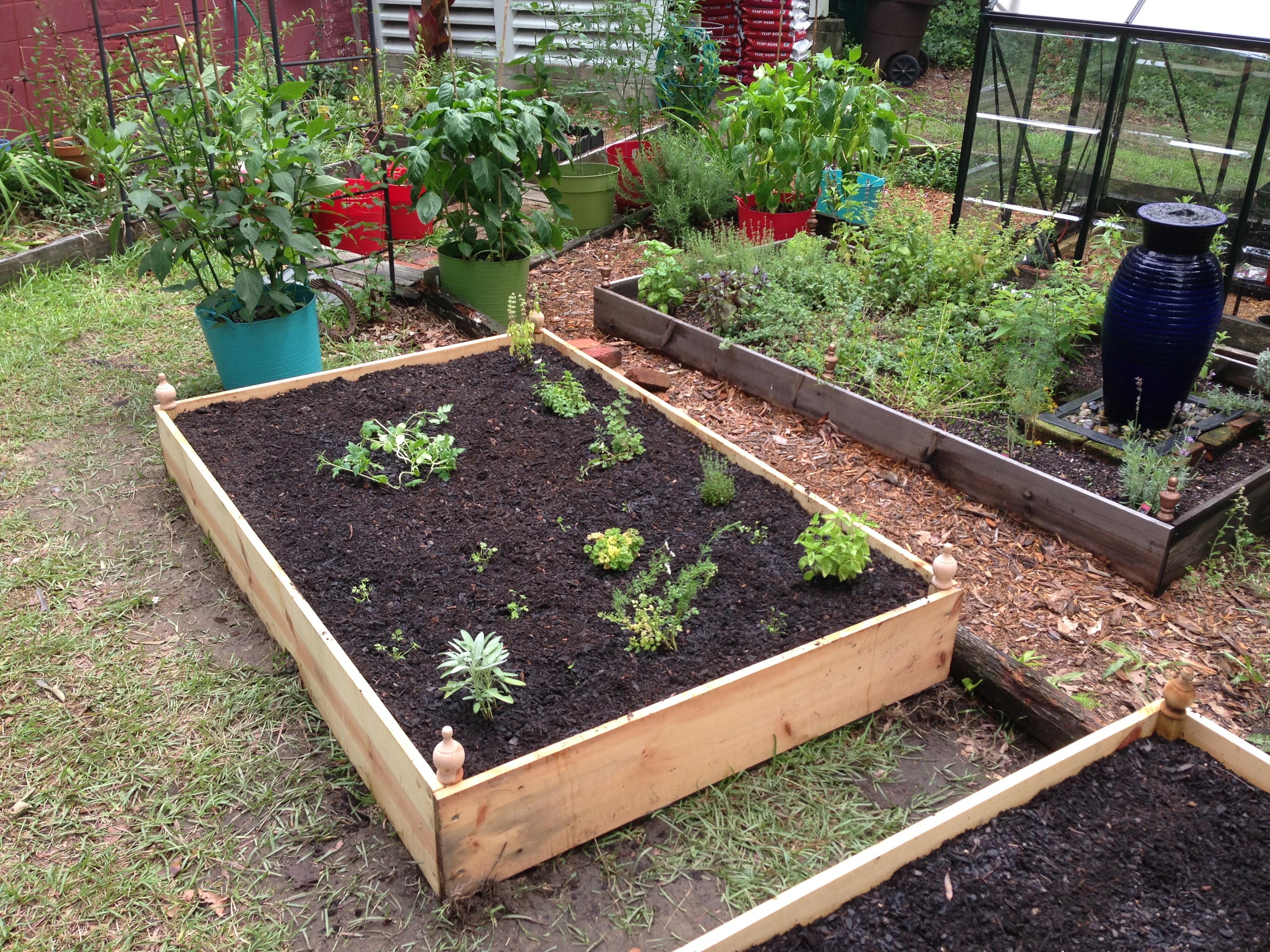 Weekend In The Garden Requisitely Blas