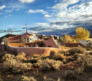 Would you live in an Earthship?