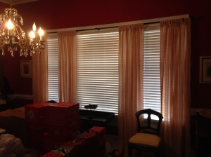 And another view with the blinds closed.