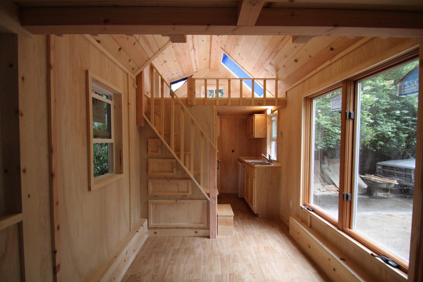 molecule tiny homes new house tour requisitely blas. Black Bedroom Furniture Sets. Home Design Ideas