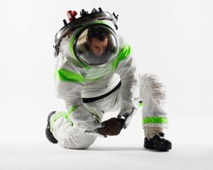 NASA's 2012 Z-1 Spacesuit.