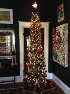 The new tree.