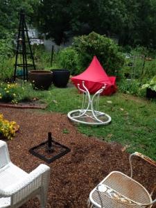 Garden Drama! (not the good kind)